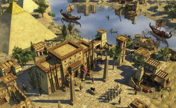 0 A.D. Free Game Screenshot